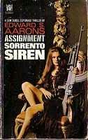 book cover of Assignment Sorrento Siren