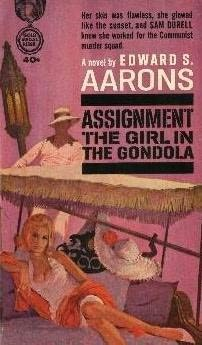 book cover of Assignment the Girl in the Gondola
