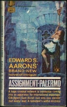 book cover of Assignment Palermo