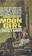 book cover of Assignment Moon Girl