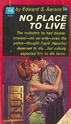 book cover of No Place to Live