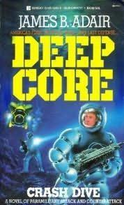book cover of Crash Dive