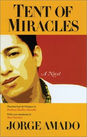 book cover of Tent of Miracles