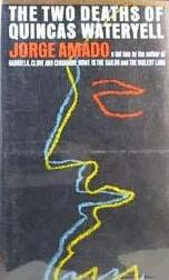 book cover of The Two Deaths of Quincas Wateryell