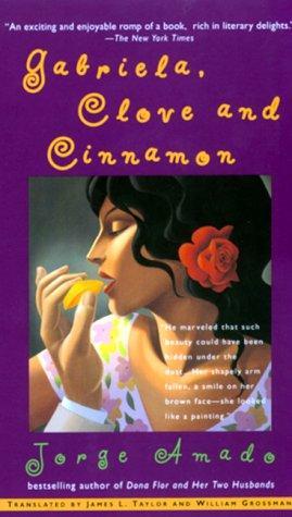 book cover of Gabriela, Clove and Cinnamon