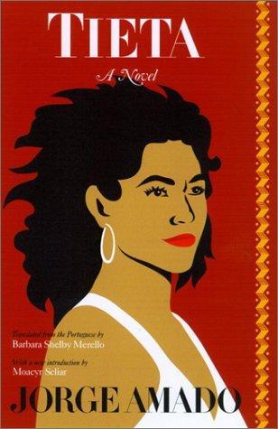 book cover of Tieta