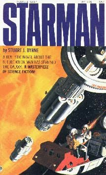 book cover of Star Man