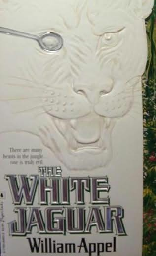 book cover of The White Jaguar