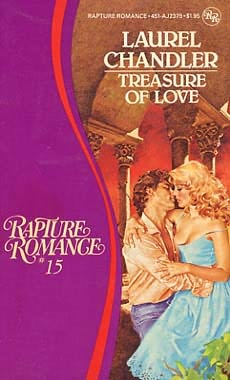 book cover of Treasure of Love