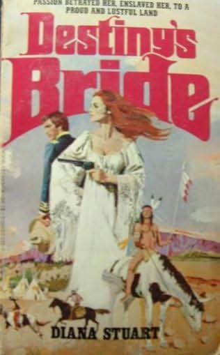 book cover of Destiny\'s Bride