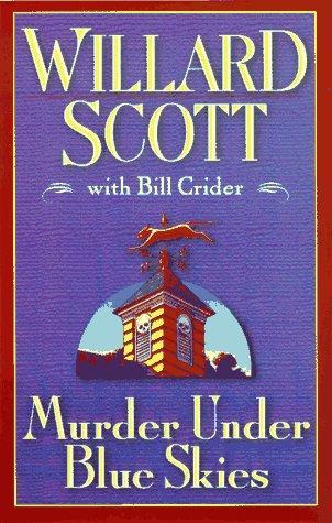 book cover of Murder Under Blue Skies