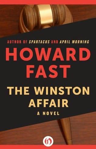 book cover of The Winston Affair