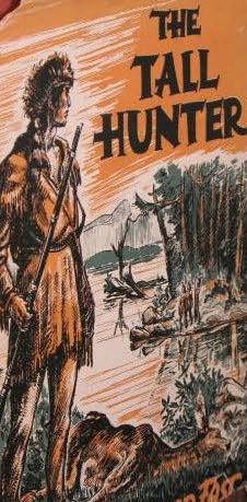 book cover of The Tall Hunter