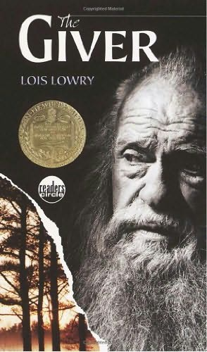 book cover of   The Giver    (Giver Quartet, book 1)  by  Lois Lowry