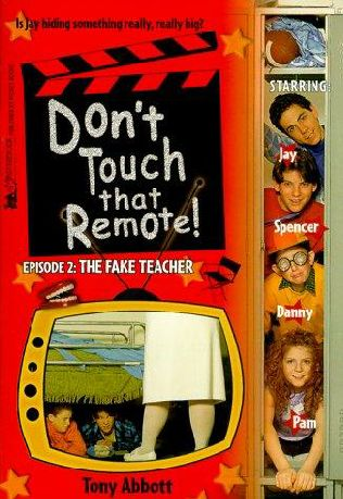 book cover of The Fake Teacher