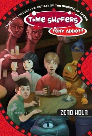 book cover of Zero Hour