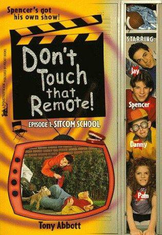 book cover of Sitcom School