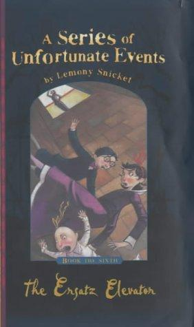 The series of unfortunate events books online free
