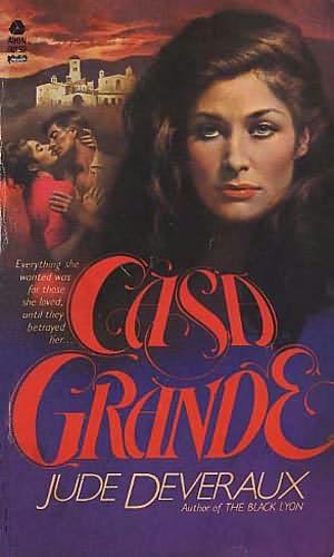 book cover of Casa Grande