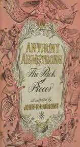 book cover of The Pack of Pieces