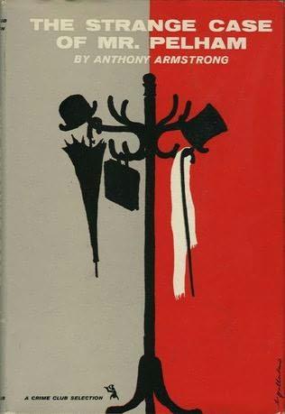 book cover of The Strange Case of Mr. Pelham