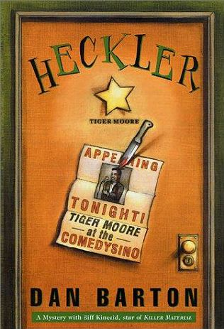 book cover of Heckler