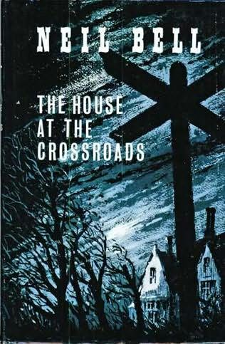 book cover of The House At the Crossroads