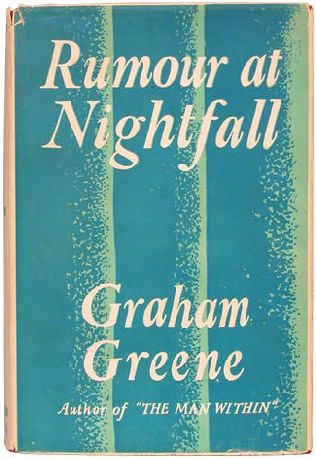 book cover of Rumour At Nightfall