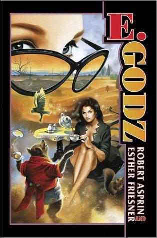 book cover of E.Godz