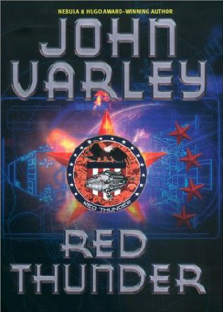 book cover of Red Thunder