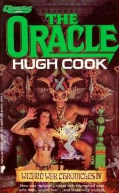 book cover of The Oracle