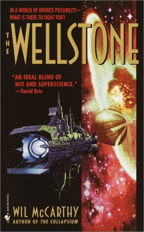 book cover of The Wellstone