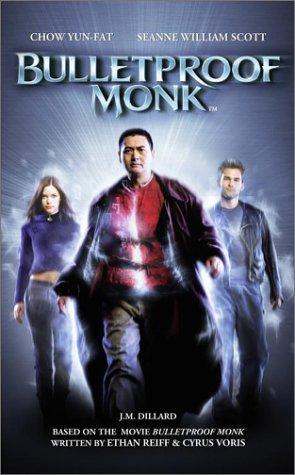 book cover of Bulletproof Monk