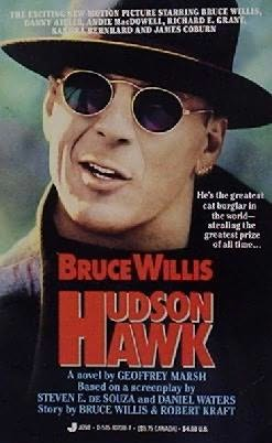 book cover of Hudson Hawk