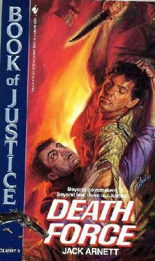 book cover of Death Force