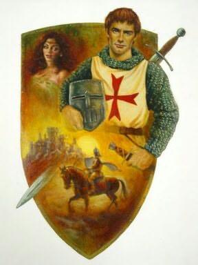 book cover of Saladin\'s Spy