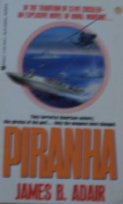 book cover of Piranha