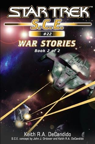 book cover of War Stories, Book 2