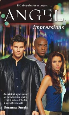 book cover of Impressions
