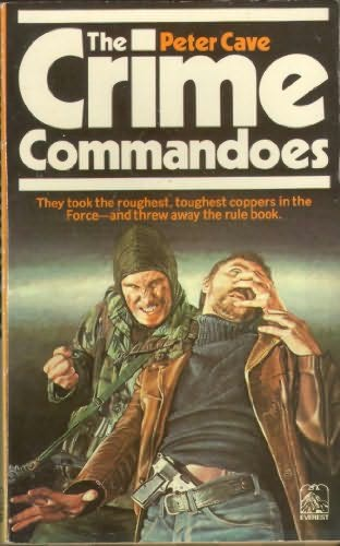book cover of The Crime Commandoes