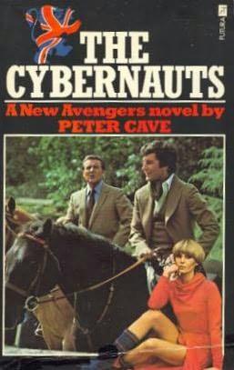 book cover of The Cybernauts