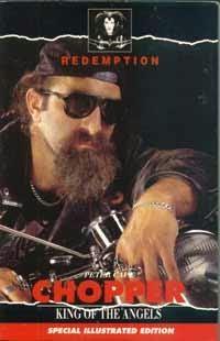 book cover of Chopper
