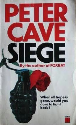 book cover of Siege