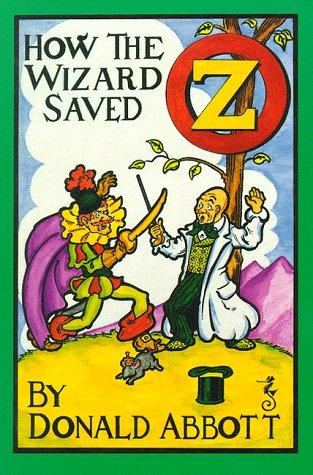 book cover of How the Wizard Saved Oz