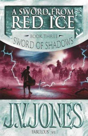 book cover of A Sword from Red Ice
