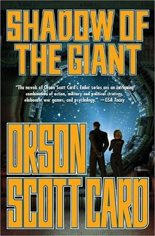 book cover of Shadow of the Giant