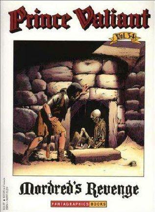 book cover of Mordred\'s Revenge