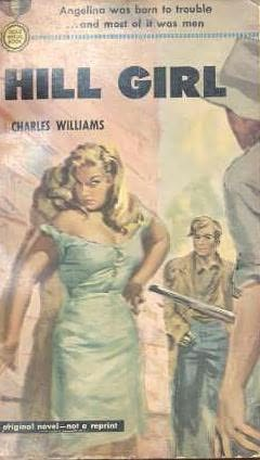 book cover of Hill Girl