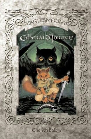 book cover of The Emerald Throne