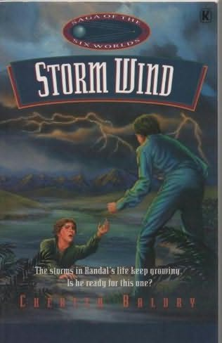 book cover of Storm Wind
